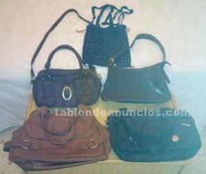 Bolsos de mujer varios modelos y colores