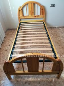 Camas de 90 de madera