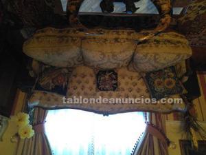 Conjunto sofa y sillones luis xv