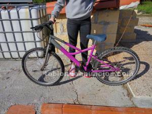 Bicicleta montaña (niño)