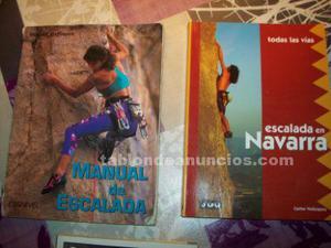 Libros de escalada