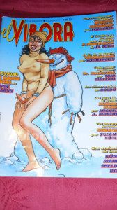 Lote 21 revistas el vibora