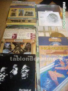 Vendo lote de discos de vinilos