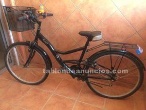 Vendo bicicleta de señora