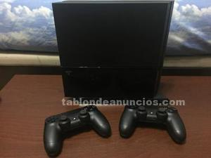 Playstation gb + 2 mandos + soporte vertical