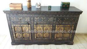 Precioso mueble de estilo indú