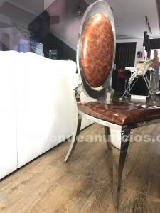 Mesa comedor marmol