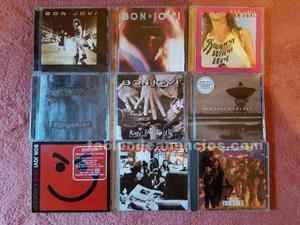 álbumes bon jovi