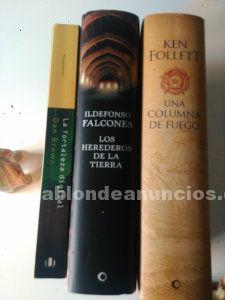 Libros semi-nuevos