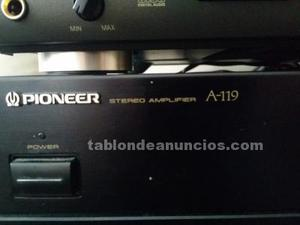 Amplificador pioneer de calidad