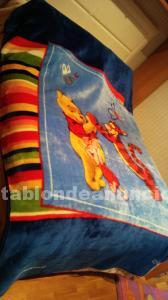 Colchas y mantas para cama de 90
