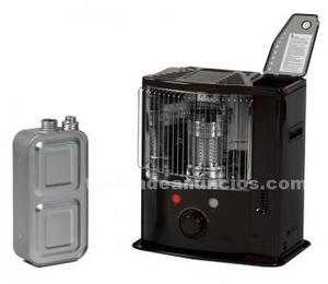 Estufa de parafina y mecha tectro r263t posot class - Estufa de parafina electronica ...