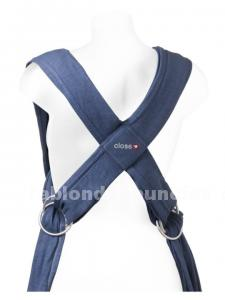 Mochila fular portabebes ergonomica