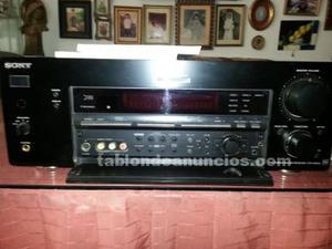 Altavoces mission y amplificador sony