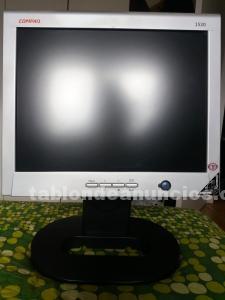 Vendo monitor hp compaq tft  pantalla giratoria