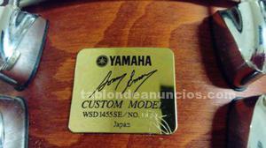 Caja yamaha wsd--se de madera