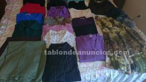 Lote de ropa en perfectas condiciones