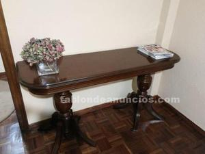 Mesa de comedor - madera maciza