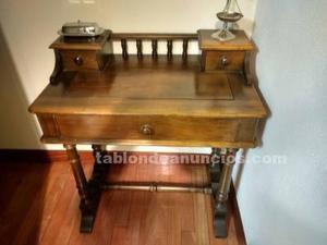 Mesa madera maciza tipo colonial