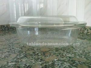 Pyrex essentials cacerola de vidrio