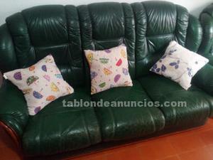 Sofa grande de 3 plazas