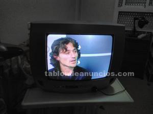 Televisión philips 14 pulgadas y tdt