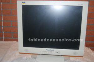 "Vendo monitor 15"" viewsonic"