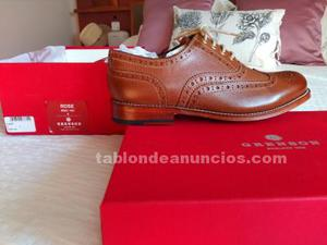 Zapatos mujer marca grenson