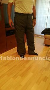 Pantalon ski / snow talla xxl ( de pantalón)
