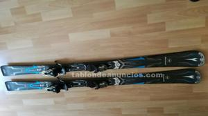 Skis rossignol - pursuit 12 ti 164 cm perfecto estado