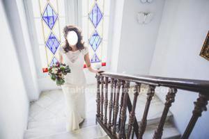 Vendo vestido de novia vintage otaduy