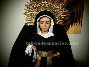 Virgen dolorosa 54cm