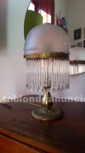 Antigua lampara moderninta