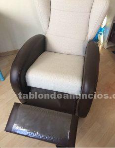 Butaca reclinable casi nueva