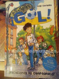 Vendo 2 libros de la coleccion de gol