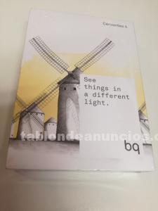 Ebook bq cervantes 4 sin estrenar, en caja sin desprecintar,