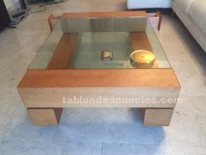 Mesa baja de comedor de diseño