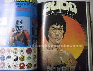 Revista de artes marciales ''dojo'' - 66 primeros números
