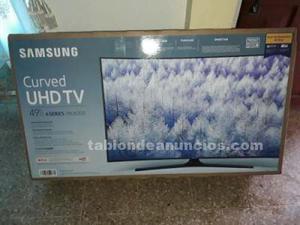 Televisión samsung curved 49