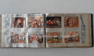 Album de blancanieves y los siete enanitos