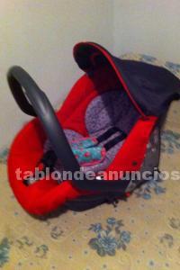 Carro de bebé 3 piezas silla y maxicosi