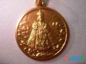 MEDALLAS NIÑO JESUS DE PRAGA EN ORO Y EN PLATA,distintos