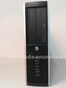 Ordenador torre hp compaq windows 7