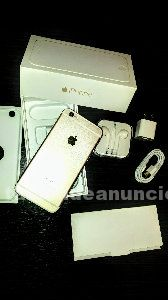 Iphone 6, 16gb, libre (3 días de uso)