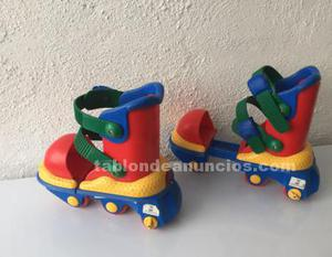 Patines infantiles chicco