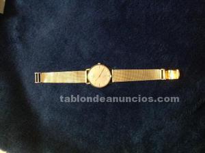 Vendo reloj longines de oro en buen estado y funcionamiento