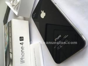Vendo iphone 4s de 16 gb.