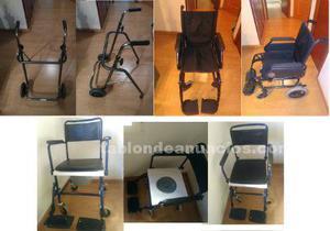 Pack silla breezy 250/wc/andador a136.