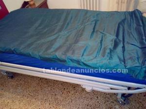 Cama articulada alegio ng + colchón antiescaras