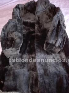 Vendo 2 abrigos de piel